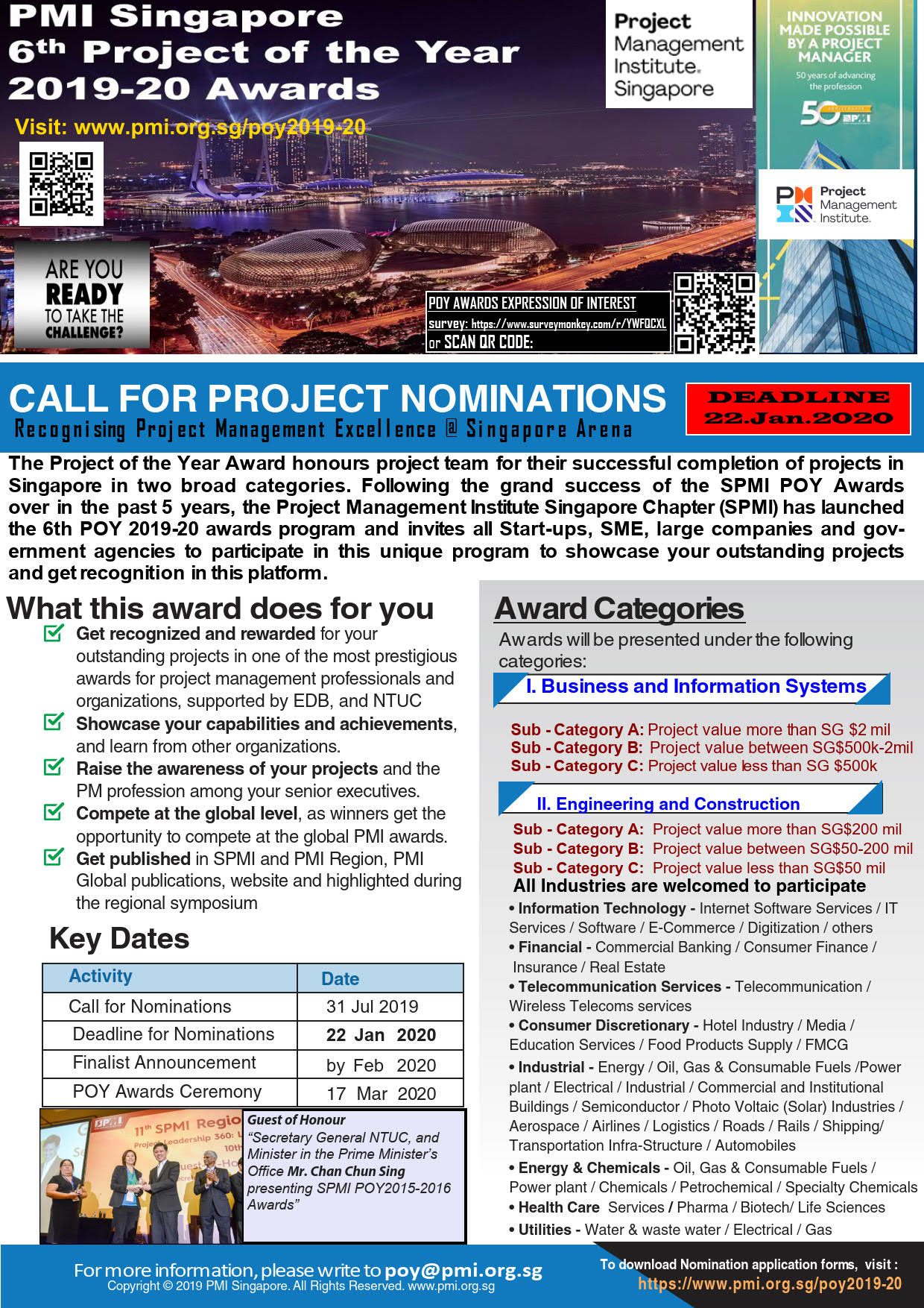 Newsletter1 Call for Entries POY2019 20 R0 Page1