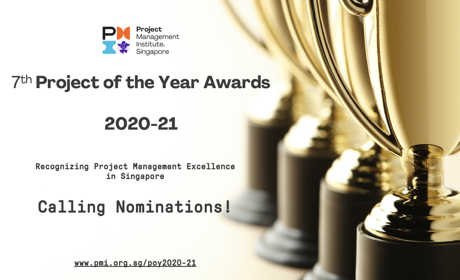 What is Project of the Year?