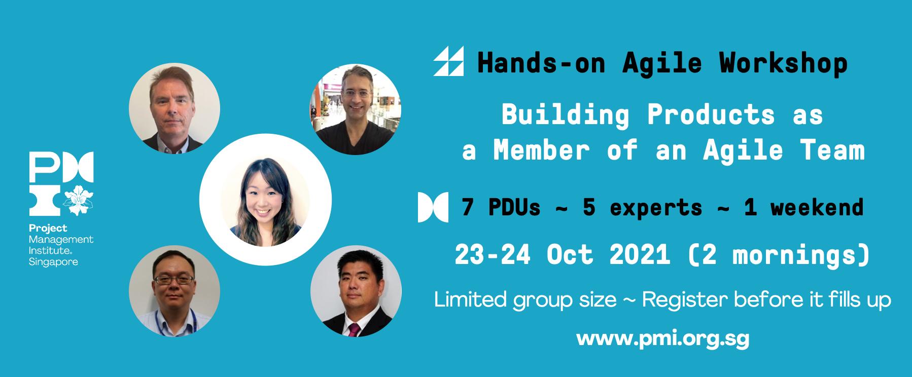 Hands-on Agile Workshop